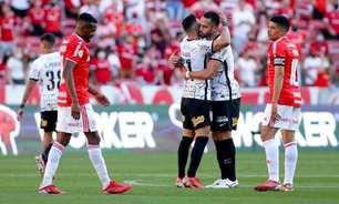 Corinthians mostra capacidade de reação, mas com velhos problemas