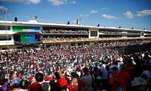 """Promotor diz que GP dos EUA de F1 foi """"evento histórico equivalente a quatro Super Bowls"""""""