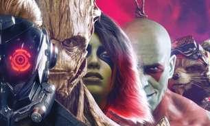 Marvel's Guardians of the Galaxy Adoráveis desajustados