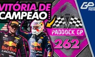 #262: Verstappen segura Hamilton no braço, vence nos EUA e dá passo para título