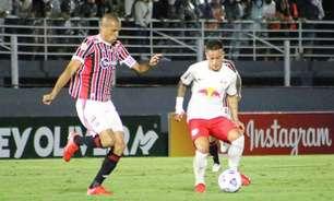 Artur vibra com vitória e bom momento do Bragantino