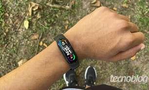Xiaomi Mi Band 6 com NFC começa a ser vendida fora da China