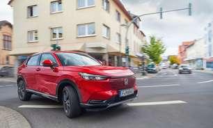 Novo Honda HR-V: veja galeria com fotos inéditas do SUV