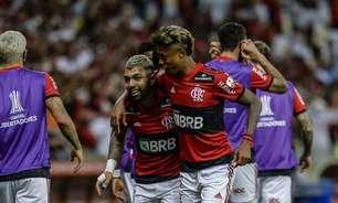 Flamengo: Bruno Henrique e Gabigol ficam à disposição de Renato para a semifinal da Copa do Brasil