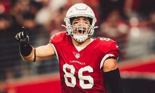 Cardinals superam início lento, dominam os Texans e permanecem imbatíveis na NFL
