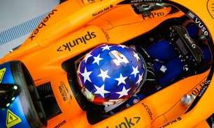 """Norris revela susto com disputa em Austin e vê Ferrari superior: """"Tinha o carro mais rápido"""""""
