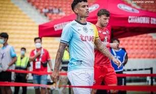 Em alta na Tailândia, Vander espera crescimento no Bangkok United