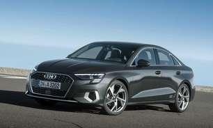 Audi começa a entregar novos A3 Sedan e Sportback no Brasil