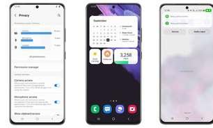 Samsung detalha Android 12 com One UI 4 para celulares Galaxy