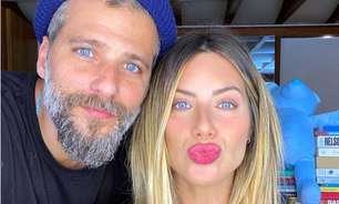 Giovanna Ewbank elogia Bruno Gagliasso após pré-estreia de 'Marighella': 'Orgulho'