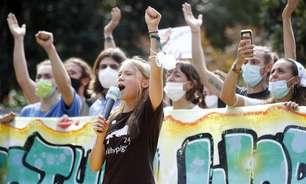 Movimento de Greta convoca protesto contra G20 em Roma