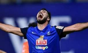 Victor Cardozo celebra retorno com vitória ao time do BG Pathum United