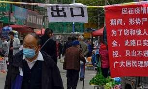 China confina cidade de 4 milhões de habitantes