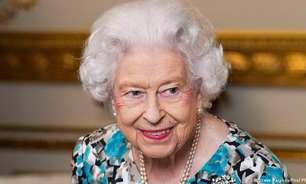 Rainha Elizabeth cancela participação na COP26