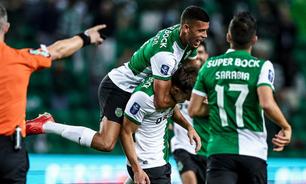 Sporting vence Famalicão pela Copa da Liga de Portugal; Porto perde para o Santa Clara