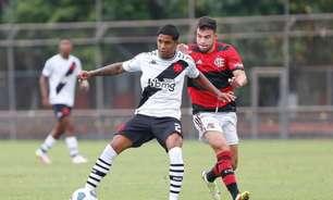 Matheus França decide, Flamengo vence o Vasco e avança às semifinais do Campeonato Brasileiro Sub-20