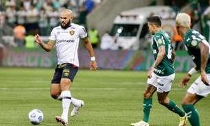 Luiz Adriano desencanta, Palmeiras vira contra o Sport e reassume o 2º lugar no Brasileirão
