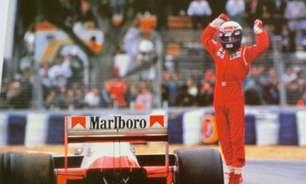 Na Garagem: Prost vence na Austrália e fatura bi improvável em cima de Mansell e Piquet