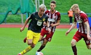 Pai de Reinier lamenta falta de oportunidades no Dortmund