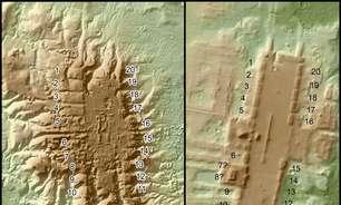 Sensoriamento remoto revela detalhes de sítio arqueológico Olmeca, no México