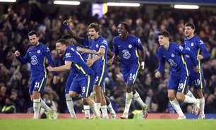 Chelsea vence o Southampton e vai às quartas da Copa da Liga