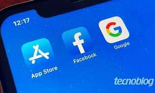 Apple, Facebook e Google estão na mira de processos antitruste; entenda os motivos