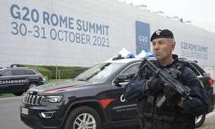 Itália cria 'zona vermelha' para garantir segurança máxima no G20