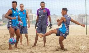 Mundialito de Beach Soccer é antecipado por causa da Covid-19 em Moscou; Vasco estreia nesta terça