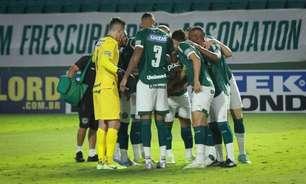 Adversário do Botafogo, Goiás passou por instabilidade recentemente e tem a melhor defesa da Série B