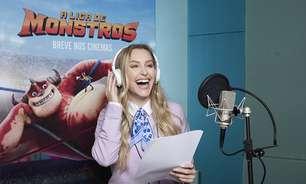 A Liga de Monstros: Carla Diaz dubla nova animação da Paramount