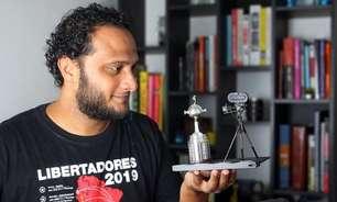 Curta sobre bicampeonato do Flamengo na Libertadores estreia para o público na internet