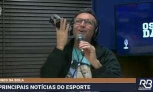 Ao vivo, Neto liga para repórter da Globo e dá bronca