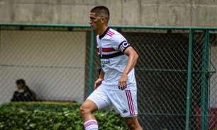 Capitão do Sub-20 do São Paulo, Pablo destaca união da equipe em classificação heroica no Brasileiro