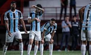Grêmio perde para o Atlético-GO e segue afundado no Z4