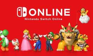 Nintendo: preço de novo serviço online gera polêmica