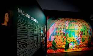 São Paulo recebe mostra multimídia de Rafael até dezembro