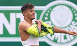 Com Mayke e Gabriel Menino avançando na transição, Palmeiras se reapresenta na Academia de Futebol