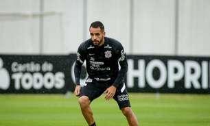 Com Renato Augusto em campo; Corinthians segue preparação para enfrentar a Chapecoense
