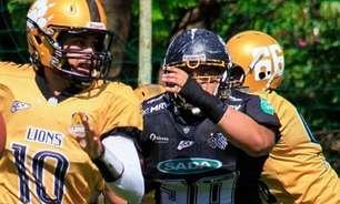 Golden Lions intensifica a preparação para a estreia na liga MGFL Hinova