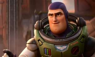 Buzz Lightyear vira herói espacial em trailer épico da Disney