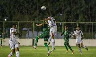 Floresta e Ferroviário ficam no empate na partida de ida da Pré-Copa do Nordeste