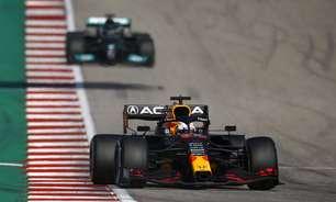 Mercedes tinha poucas chances contra forte Red Bull em Austin, afirmam jornalistas