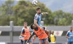 Três treinadores e um problema crônico: 47% dos gols sofridos pelo Vasco na Série B foram de jogo aéreo