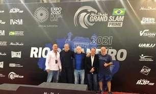 Walter Mattos comenta reencontro com 'geração de ouro' do Jiu-Jitsu e exalta Grand Slam do Rio