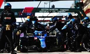 """Alonso diz que foi competitivo em Austin, mas """"não tão bom quanto Sóchi ou Turquia"""""""