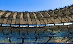 Prefeitura do Rio libera 100% de público nos estádios