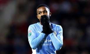 Kayky, ex-Fluminense, tem estreia para esquecer no Manchester City