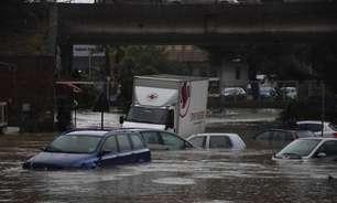 Região da Sicília declara estado de emergência por tempestades