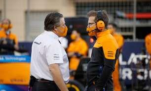 """McLaren vê Ferrari se aproximar, mas jura que fez """"o melhor possível"""" no GP dos EUA"""