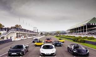 McLaren: 10 anos de produção de supercarros de rua